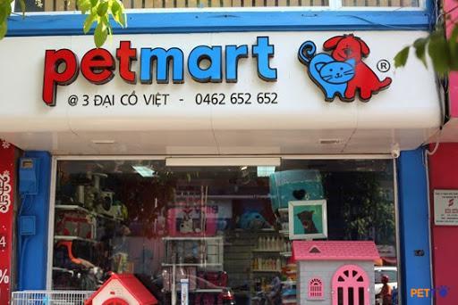 Pet Mart luôn chú trọng tới không gian sống, chế độ dinh dưỡng, chăm sóc sức khỏe tốt nhất cho thú cưng