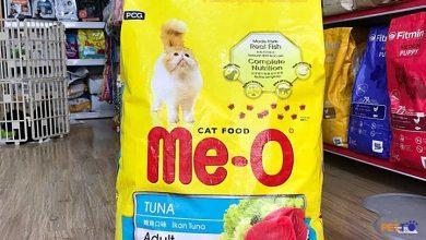 Thức ăn cho mèo Meo-o có tốt không? Mua ở đâu, giá bao nhiêu