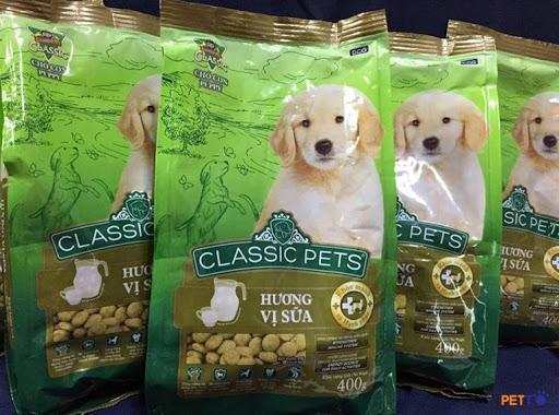 [Review] Thức ăn cho chó Classic Pets có tốt không?
