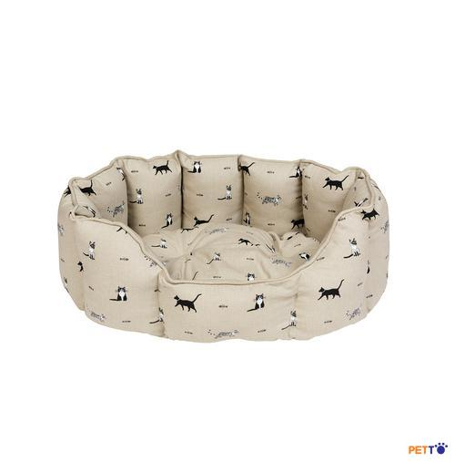 Sophie Allport giường mèo hoàn hảo