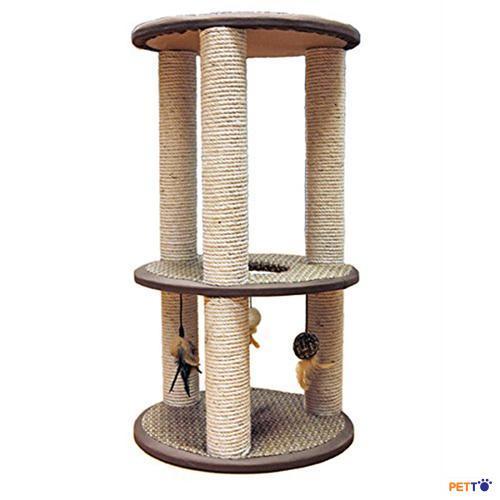 bộ sưu tập sàn catwalk gỗ hồng quế mèo cào