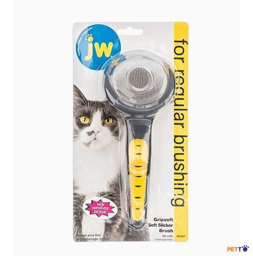 Gripsoft Cat Slicker Brush